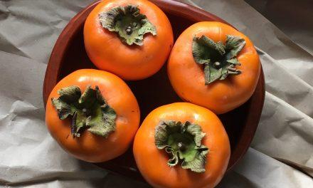 Kaki fruit: lekker zoet maar wel gezond