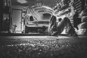 Auto zelf reparatie