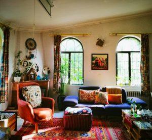 vintage woonstijl