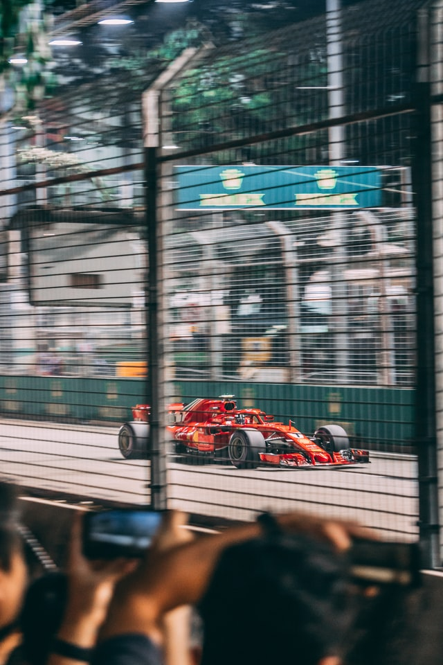 AUTO SPORT F1